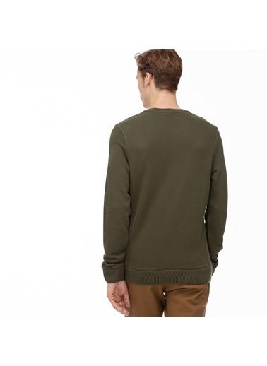 Lacoste Erkek  Sweatshirt SH2024.24Y Yeşil